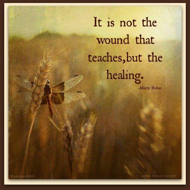 Healing Teaches