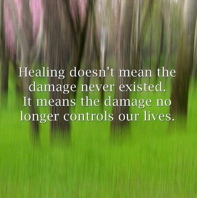 Mindful Monday: Healing